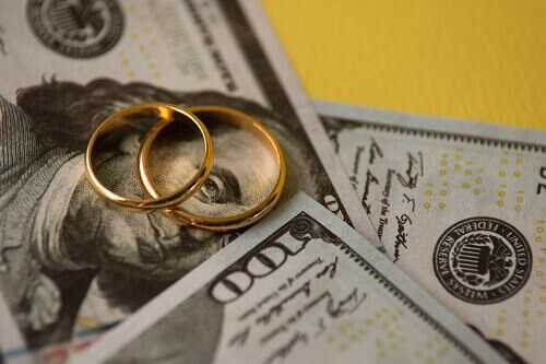 Money in a high net worth divorce